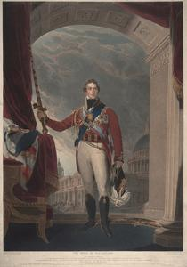 The Duke of Wellington, 1818 by Thomas Lawrence