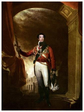 The Duke of Wellington, Irish-Born British Soldier and Statesman, 19th Century