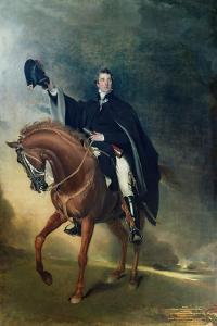The Duke of Wellington by Thomas Lawrence