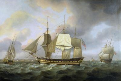 The Honourable E.I. Company's Ship 'Belvedere', Captain Charles Christie Commander, 1800