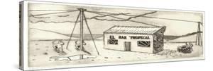 El Bar Tropical by Thomas MacGregor