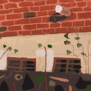 Hackney Marshes Cricket Pavilion Air Vent #2 Detail by Thomas MacGregor