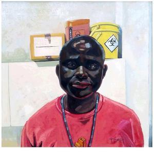 J.Kwakye by Thomas MacGregor