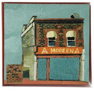 Mobeen by Thomas MacGregor