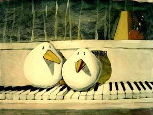 Piano Birds by Thomas MacGregor