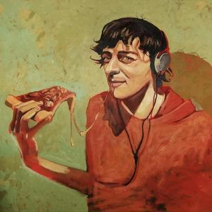 Pizza Guy by Thomas MacGregor