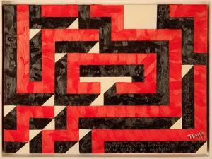 Warren Fletcher Maze by Thomas MacGregor