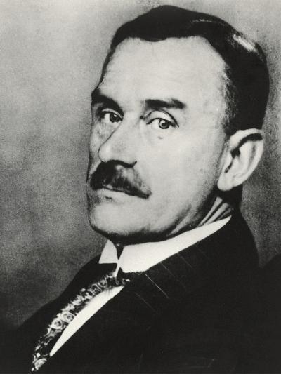 Thomas Mann--Photographic Print