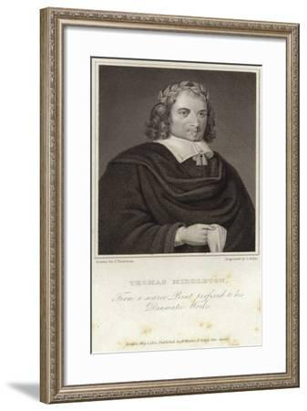 Thomas Middleton--Framed Giclee Print