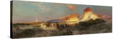 Green River Cliffs, Wyoming, 1881
