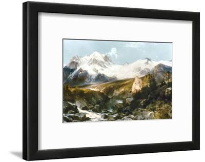 Moran: Teton Range, 1897