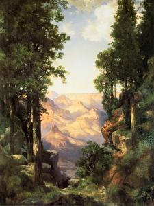 The Grand Canyon, 1919 by Thomas Moran Moran