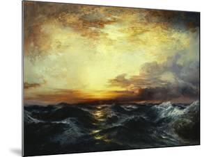 Pacific Sunset, 1907 by Thomas Moran