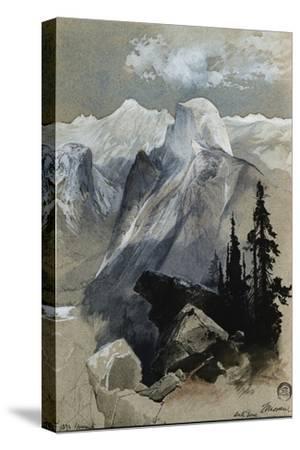 South Dome Yosemite