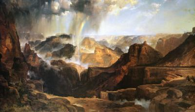 The Chasm of the Colorado