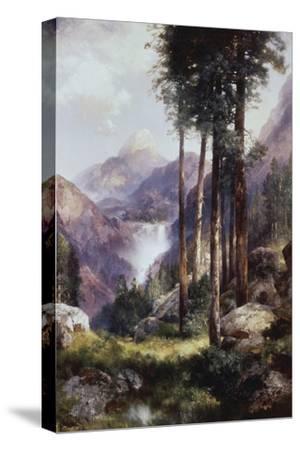 Vernon Falls, Yosemite Valley