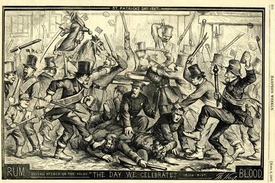 St. Patrick's Day, 1867