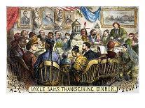 The New York Tammany Frauds-Thomas Nast-Giclee Print
