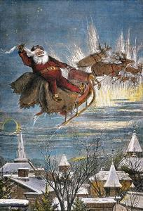 Thomas Nast: Santa Claus by Thomas Nast