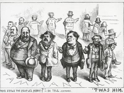 Who Stole the People's Money , from The New York Times, 1871