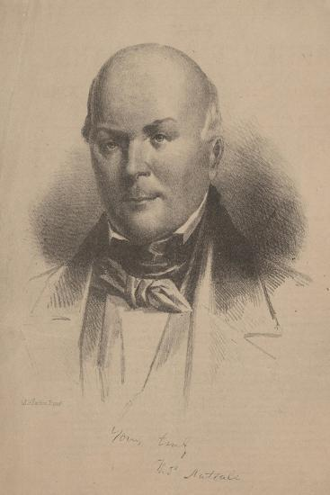 Thomas Nuttall, 1860-M. S. Parker-Giclee Print