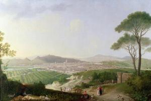 View of Florence by Thomas Patch