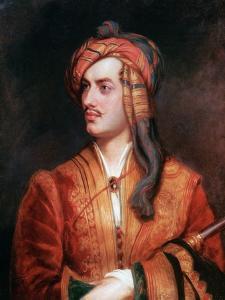 Byron of Rochdale in Albanian Dress, 1813 by Thomas Phillips