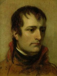 Napoleon Bonaparte First Consul, 1802 by Thomas Phillips