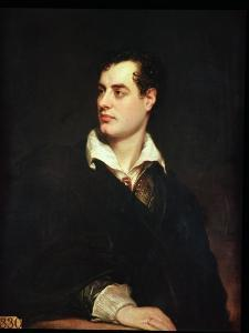 Portrait of Lord Byron by Thomas Phillips