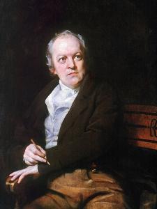 William Blake (1757-1827) by Thomas Phillips