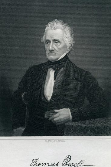 Thomas Powell--Giclee Print