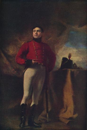 'Thomas Robert, Eleventh Earl of Kinnoull', 1815, (1936)-Henry Raeburn-Giclee Print