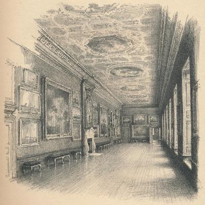 The Kings Gallery, Kensington Palace, 1902