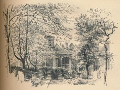 The Royal Chapel, Savoy Palace, 1902