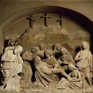 Deposition of Christ by Thomas Rodari