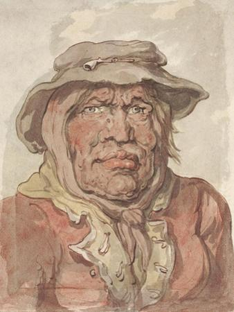 A Soldier's Widow, 1815-20