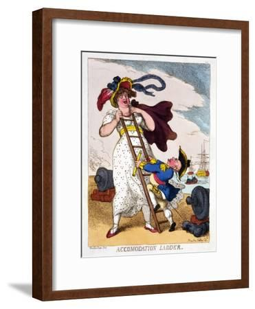 Accommodation Ladder, 1811