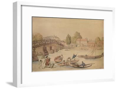 Hampton Bridge, 1800