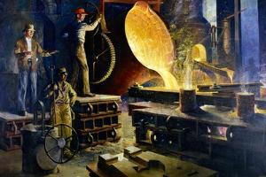 The Foundry by Thomas Skinner