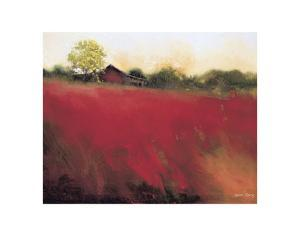 Red Land by Thomas Stotts
