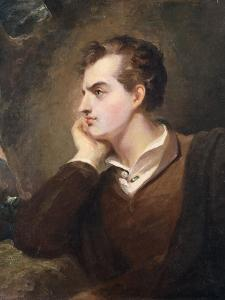 Lord Byron by Thomas Sully