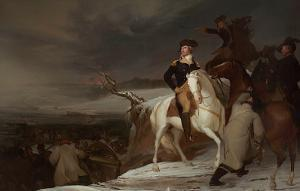 The Passage of the Delaware, c.1819 by Thomas Sully