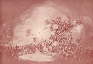 'Storming of Ciudad Rodrigo, January 19, 1813', 1813 (1909) by Thomas Sutherland