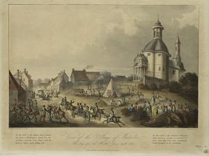 View of the Village of Waterloo by Thomas Sutherland