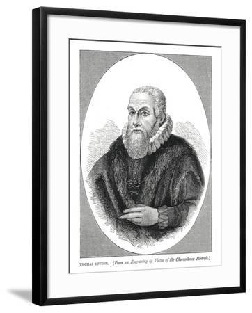 Thomas Sutton, 1878--Framed Giclee Print