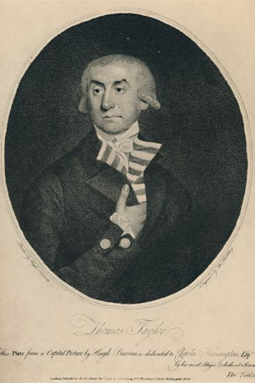 'Thomas Tayler, Master of Lloyd's Coffee House, 1774-1796', (1928)-Unknown-Photographic Print