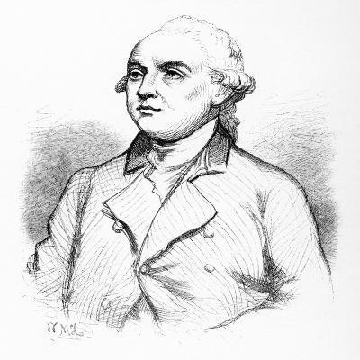 Thomas Townshend, 1st Viscount Sydney, British Politician-W Macleod-Giclee Print