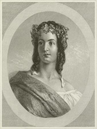 Peasant Girl of Gensano
