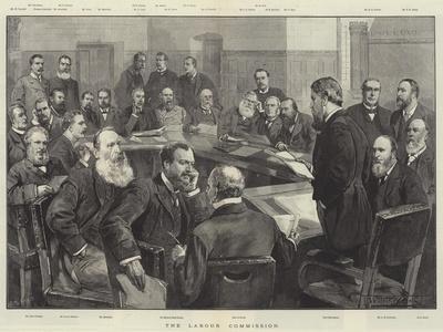 The Labour Commission