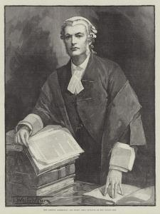 The Parnell Commission, Sir Henry James Replying on the Whole Case by Thomas Walter Wilson